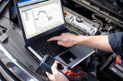 számítógépes motordiagnosztika