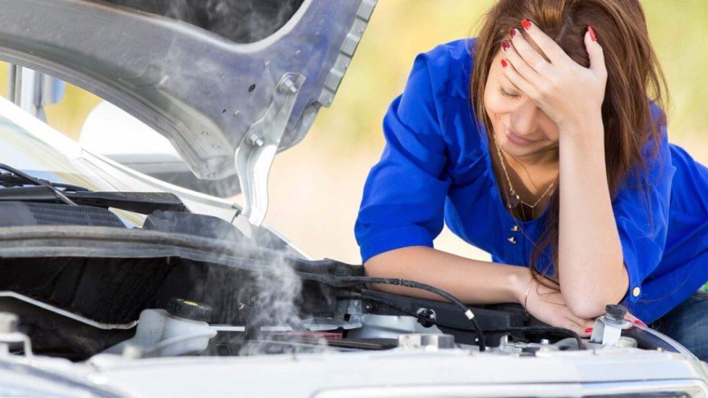 Autó akkumulátor meghibásodás